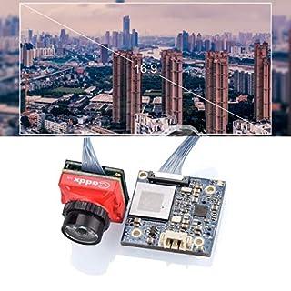 Caddx Turtles FOV 145 Degree Super WDR Mini FPV Camera 1080P 60fps DVR HD Recording OSD for RC Multirotor FPV Racing Drone