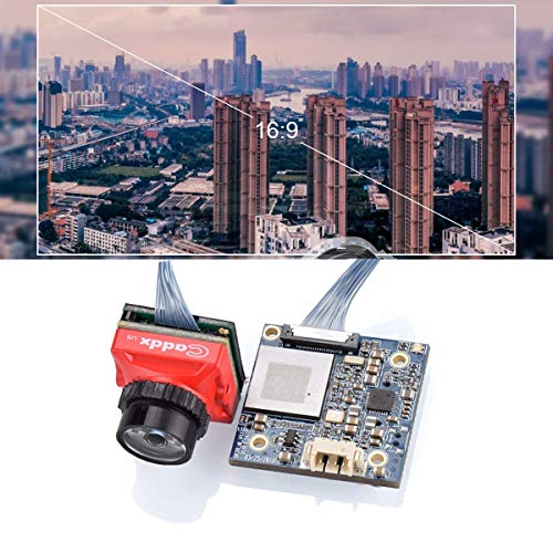 Caddx Turtles FOV 145 Degree/ Caddx FPV Camera Turbo Micro SDR2/ CADDX Turbo Micro S2 1.8MM FPV Camera for RC FPV Racing Drone (Caddx Turtles)