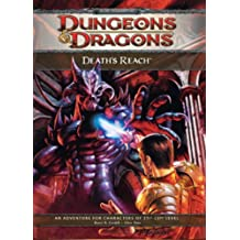 Death's Reach: Adventure E1 for 4th Edition D&D