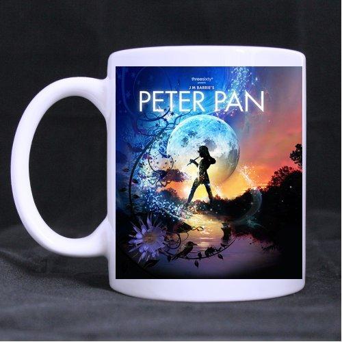Peter Pan Custom Morphing Mug(Tazzine da caffè)
