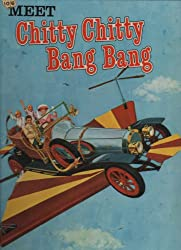 Meet Chitty Chitty Bang Bang the wonderful magical car
