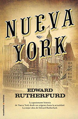 Nueva York (Bestseller Historica) por Edward Rutherfurd
