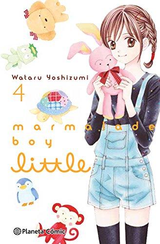 Marmalade Boy Little nº 04 (Manga Shojo) por Wataru Yoshizumi