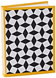 Goldbuch hors 63611 carnet de notes format a6, pages blanches (jaune)