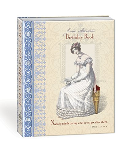 Jane Austen Birthday Book