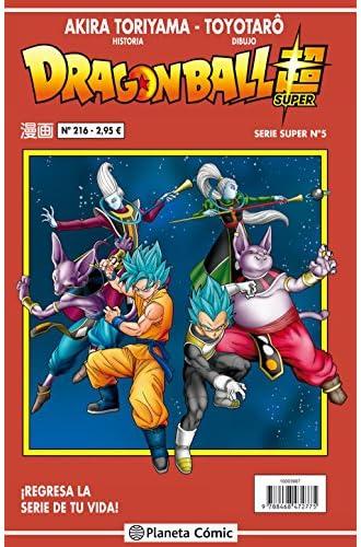 Dragon Ball Serie Roja Nº 215/216
