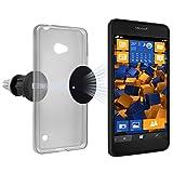 mumbi magnetische KFZ Halterung (für Huawei, Motorola, Nokia, Microsoft, Wiko)