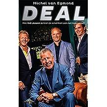 Deal: Met Rob Jansen achter de schermen van het topvoetbal (Dutch Edition)