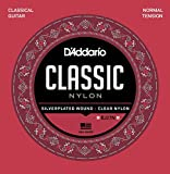 D'Addario EJ27N Student Classics Normal Classical Guitar Strings