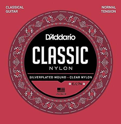 Guitares Classiques - D'Addario Cordes d'étude pour guitare classique D'Addario