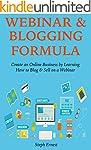 WEBINAR & BLOGGING FORMULA: Create an...