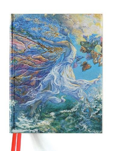 Josephine Wall: Joie de Vivre (Blank Sketch Book) (Luxury Sketch Books, Band 15) (Wall Josephine Journal)