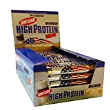 Weider Low Carb High Protein Bar by Weider