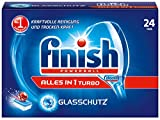 Finish Powerball Alles-in-1 Spülmaschinentabs Turbo 24er Pckg.