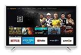 Grundig Vision 7 - Fire TV Edition (43 GUW 7060) 109 cm (43 Zoll) Fernseher (Ultra HD, Alexa-Sprachsteuerung, HDR) weiß