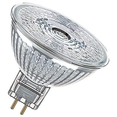 Neolux Mr16 LED Reflector Lamp, Glass, Warm White, GU5.3, 2.9 W