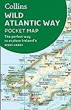 Wild Atlantic Way Pocket Map: The perfect way to explore Ireland's west coast [Lingua Inglese]