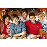 One Direction- Single Poster, 92x61