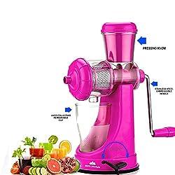 WYVERNHand Fruit Juicer Vegetable Mixer Grinder