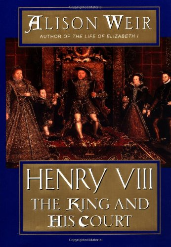 Book cover for Henry VIII: The King and His Court