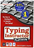 Individuelle Software Typing Instructor Platinum -