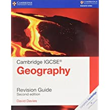 Cambridge IGCSE® Geography Revision Guide (Cambridge International IGCSE)