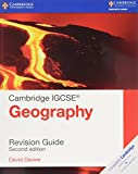 Cambridge IGCSE® Geography Revision Guide (Cambridge International IGCSE)