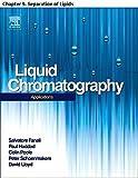 Liquid Chromatography: Chapter 9. Separation of Lipids