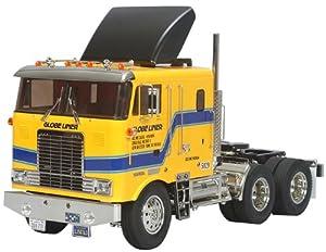 Tamiya Camión R/C Kit Globe liner Cabeza tractora