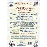 Coprimaterasso Salvapipì Willy & Co. per Carrozzina 473