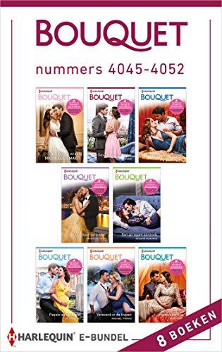 Bouquet e-bundel nummers 4045 - 4052 (Dutch Edition)