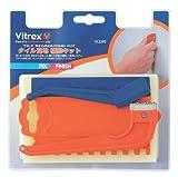 Vitrex 102285Verfugungsset für Fliesen