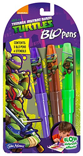 Teenage Mutant Ninja Turtles Blo Pens - Set mit 3 ()