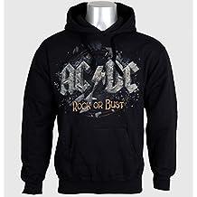 Sudadera con capucha - AC/DC - Rock or de temática