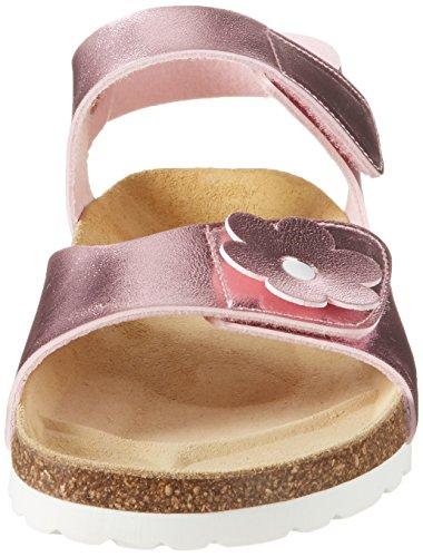 Superfit Fussbettpantoffel, des sandales fille Pink (lolly)