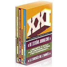 Coffret 2008 - XXI - 4 Volumes
