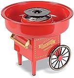 HOWELL HMZ352 - Macchina per zucchero filato ''old fashoned' Rosso immagine