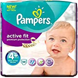 Pampers active Fit Taille Maxi 9-20kg Plus (36) - Paquet de 2