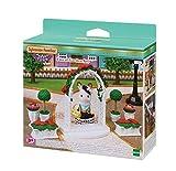 SYLVANIAN FAMILIES- L'arche Fleurie Poupées et Accessoires, 5361, Multicolore