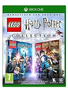 Lego Harry Potter Collection Xbox One Amazon Co Uk Pc