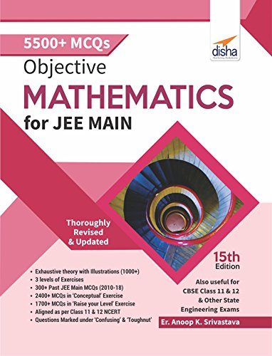 Objective Mathematics for JEE Main