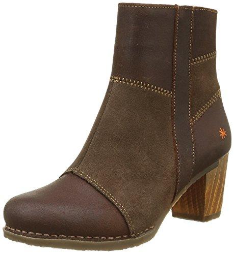 ArtSalzburg 468 - Stivali classici alla caviglia Donna , Marrone (Marron (Wax Adobe)), 37