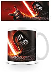 Star Wars – EP7 kylo Ren Wrap – Tasse en céramique – Taille Walking Dead