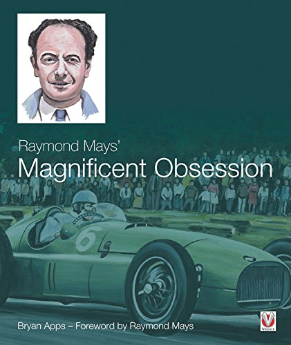 Raymond Mays' Magnificent Obsession por Bryan Apps
