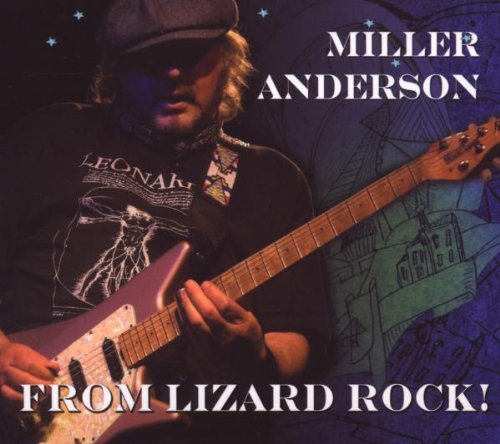 From Lizard Rock Anderson Band