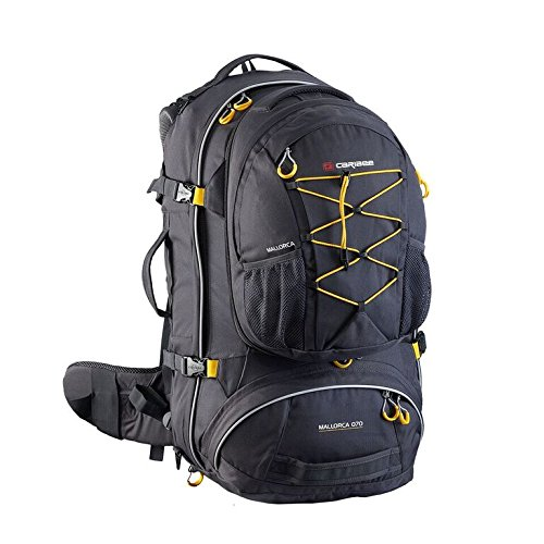 caribee-mallorca-70-travel-pack-70l-charcoal
