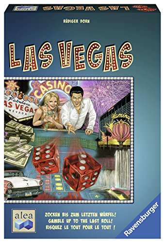 Ravensburger 269389 Las Vegas, Alea