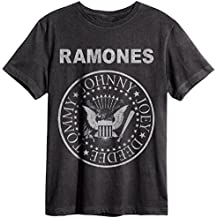Amplified Ramones Logo T-Shirt