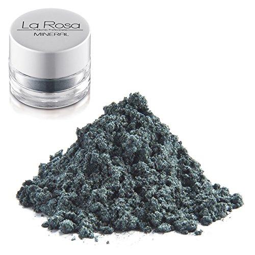 La Rosa maquillaje mineral nº 87 malachite sombra