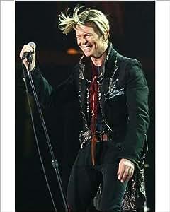 Tirage photo de David Bowie la réalité Tour
